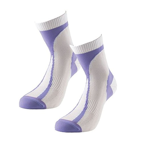 pair 5 1000 6 Womens Uk Sock Race Mile 8 Running White Lightweight YxP6AwqCx