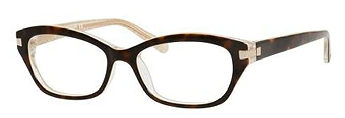 10c540fcc2 Image Unavailable. Image not available for. Color  Kate Spade Vivi  Eyeglasses-0JBY Tortoise Gold Glitter -51mm