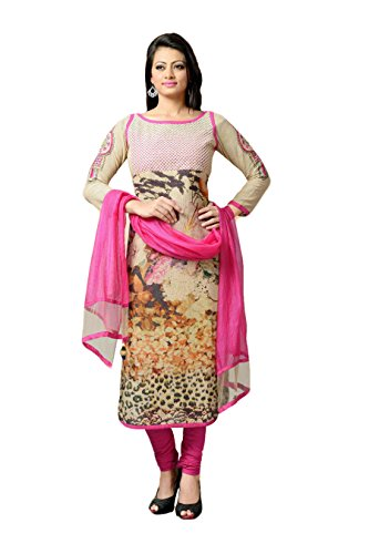 MANMANDIR Salwar Kameez For Women Readymade