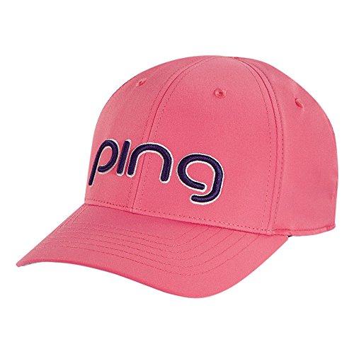 Ping HAT レディース US サイズ: Adjustable カラー: パープル