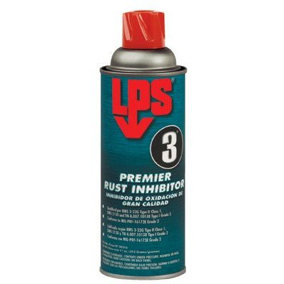 LPS 3 Premier Rust Inhibitors - #3 1gal bottle rust inhibitor heavy duty [Set of 4] by LPS