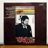 Decca SXL 6395 - Vinyl LP, Alberic Magnard-Symphony 3, Lalo-Scherzo For Orchestra, L Orchestre De La Suisse Romande, Ernest Ansermet