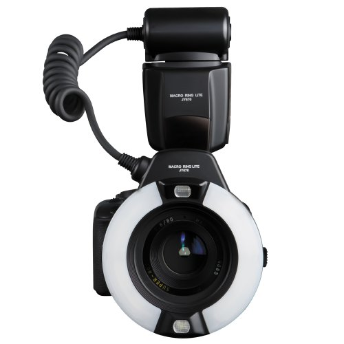 Satechi Macro Ring Lite (670) for Canon, Nikon, Sony, Olympus, Panasonic & Pentax Digital SLR Cameras