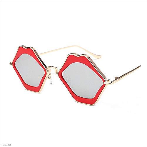 Soleil pour de soleil De soleil conduite pour de protection lunettes Miroir Lunettes de les contre différentes disponibles cerclées Rouge d'habillement Lunettes Classique ornements dans Femmes Vintage de UV qEfTZZ