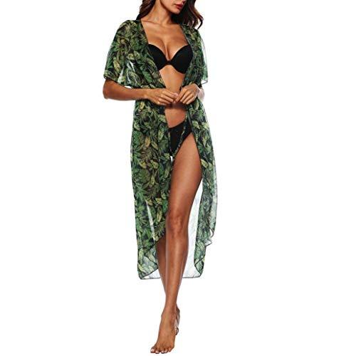BainBikiniBlousesTous Mode Baignade FemmeMaillot Plage De Jacket JoursVêtements Home Les SmallBlack Women DécontractéscolorGreenSize Pour vNn0Om8w