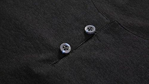 Corta Estampado Moda Manga Verano Con De Comodidad Camiseta Blanco ZqwTfUBxx6