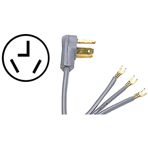 certified-appliance-90-1014-3-wire-dryer-cord-30-amps-6ft-open-eyelet