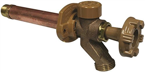 Woodford 17CP-10 Freeze Less #17 Anti-Siphon Wall Faucet, 1/2