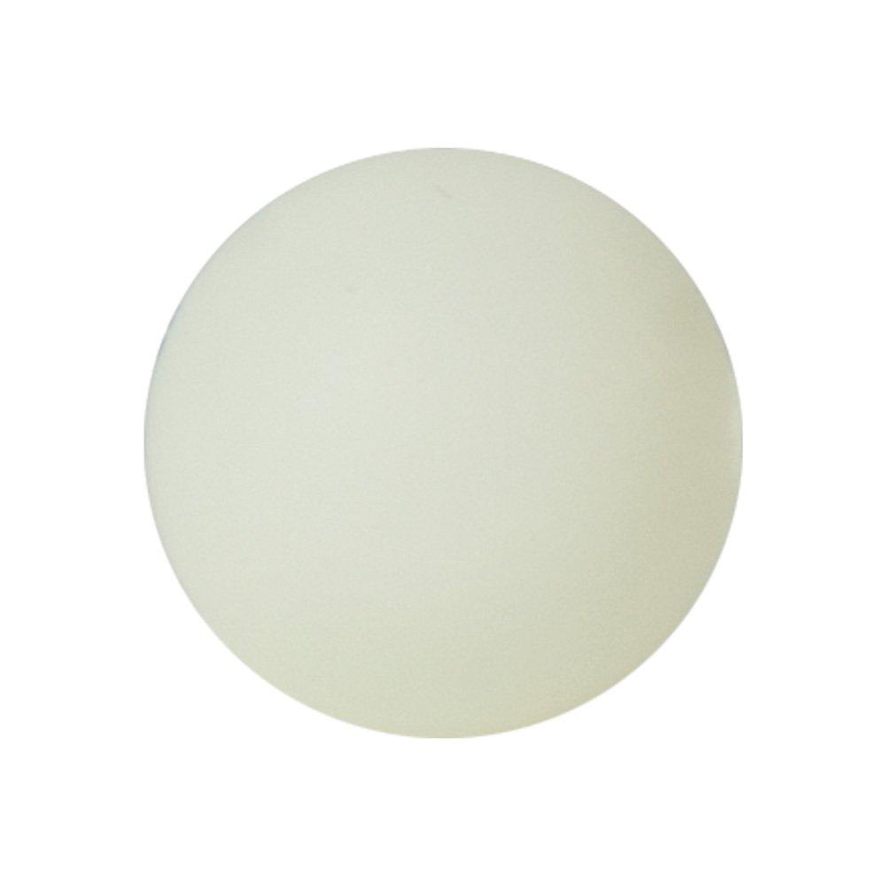 30 Balls 1//4 Nylon Solid Plastic Balls for Valves