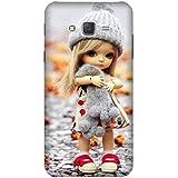 StyleO Sad Doll Girls Designer Printed Mobile Back Case & Cover for Samsung Galaxy J2 (2015)