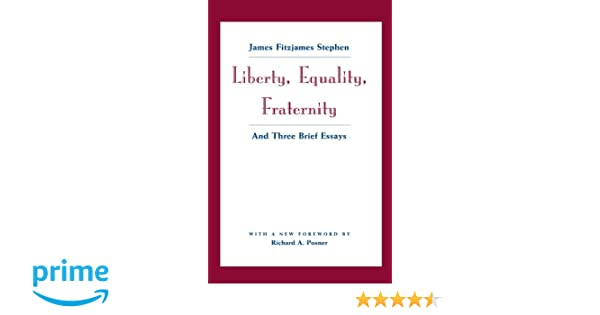 essay on liberty equality and fraternity