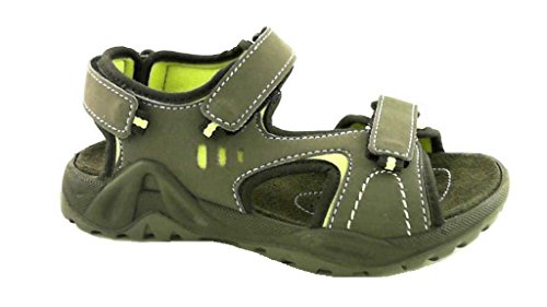 IMAC Jungen Sandale 283072021, grau, EU