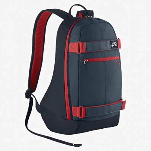 Nike SB Embarca Skate Backpack University Red Blue Black