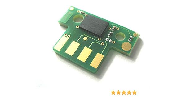 4K for Lexmark CS310 CS410 CS510 70C1HK0 Black Toner Refill Kit w//Chip