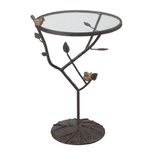 Sterling Industries Kimberly-Birds on A Branch Accent Table