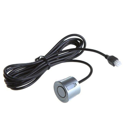Parking Voiture /à LED recul 4/capteurs Gris KKmoon Syst/ème de capteurs de stationnement Voiture avec Affichage r/étro-/éclairage syst/ème Radar de Secours
