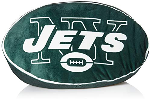 The Northwest Company NFL New York Jets Cloud Pillow, Green, One Size
