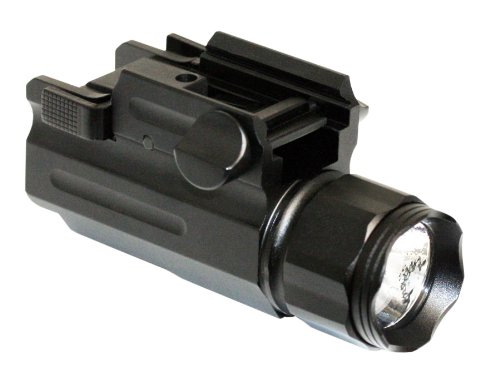 Aim Sports 150 Lumens Flashlight with Qrl Color Filtered Len