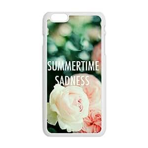 ka ka case unique design personality Happy Flowers Phone Case for iPhone 6 Plus Case