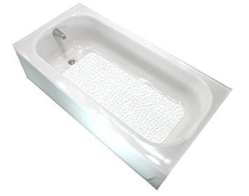 Gatorgrip Non Slip Bathtub Mat   No Suctions Cups   Peel U0026 Stick   Adheres  To