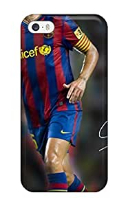 Hot KQQfMQK92kbriR Carles Puyol Tpu Case Cover Compatible With Iphone 5/5s