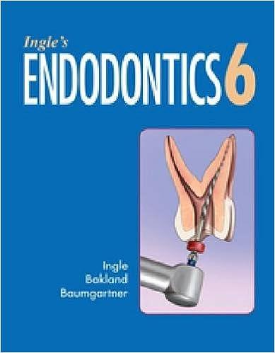 Ingle's Endodontics 6e: 9781550093339: Medicine & Health Science