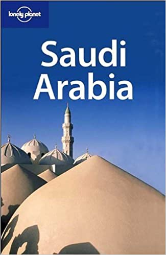 Book Saudi Arabia (Lonely Planet Saudi Arabia) by Anthony Ham (2004-09-04)