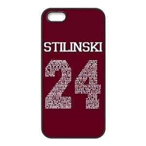 iPhone 5 5s Phone Case Teen Wolf Stiles Stilinski Case Cover UI8U915139