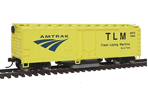 Walthers Trainline Track AMTK Cleaning Car