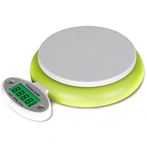 Practical 5KG/1g Fruit Food Scales LCD Display ...