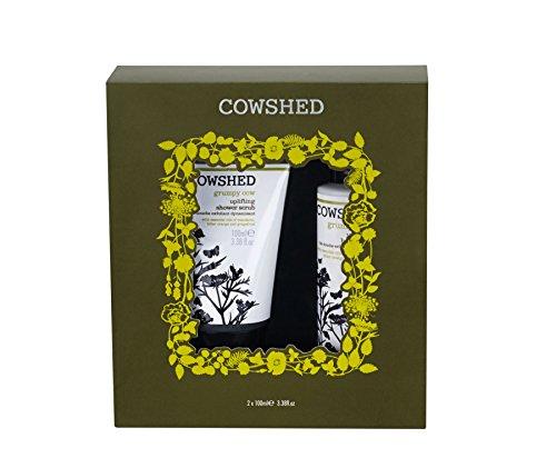 Cowshed Grumpy Cow Duo Gift Set 2014 (Scrub + BL)