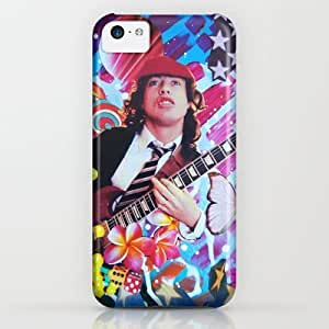 Society6 - Angus Young iPhone & iPod Case by John Turck