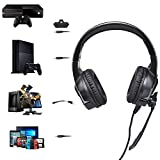 Cehensy Gaming Headset Over Ear Headphone Stereo