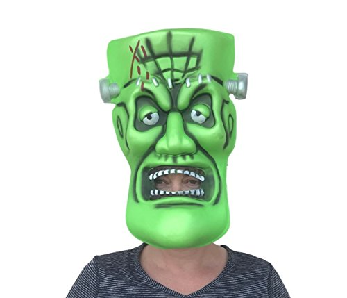 Jumbo Halloween Scary Frankenstein Monster (Giant Masks Halloween)