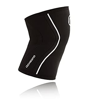 Rehband Rx 5mm Knee Sleeve for Fitness