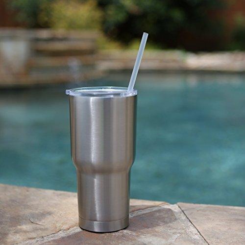 Better Than StainlessTM Reusable BPA-Free Straws.