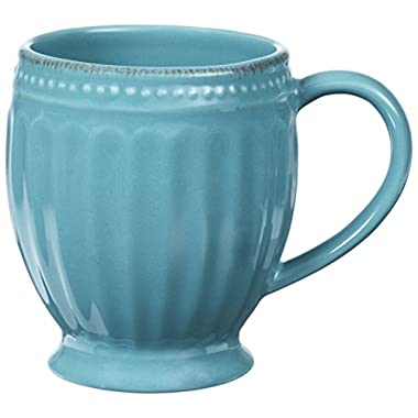 Lenox French Perle Everything Mug, Chambray