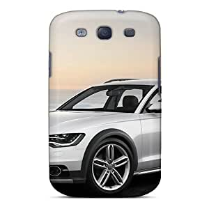 Perfect Audi A6 Allroad Quattro 2013 Case Cover Skin For Galaxy S3 Phone Case