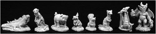 Reaper Miniatures 2756 Familiar Pack Iv