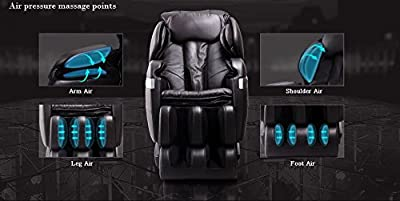 NEW 2017 FOREVER REST FR-5Ks PREMIER BACK SAVER, SHIATSU, ZERO GRAVITY MASSAGE CHAIR WITH FOOT ROLLING AND BUILT IN HEAT, STRETCH MODE