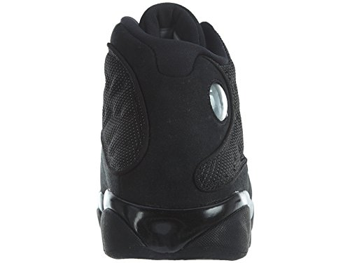 Nike Air Jordan 13 Retro Sort Kat - Sort / Sort-antracit Træner Sort, Sort-antracit