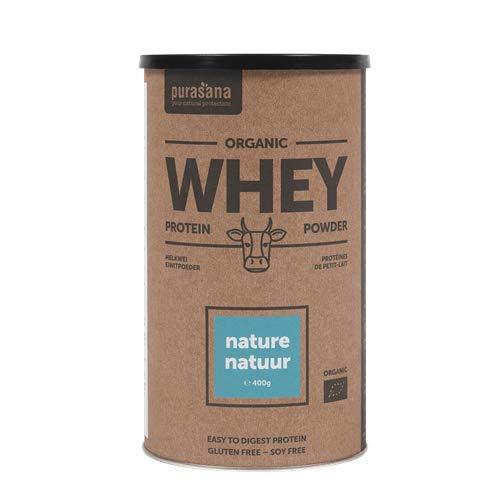 Whey Protein powder naturel