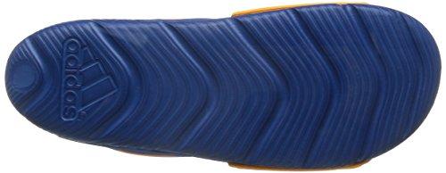 adidas Jungen Akwah 9 K Open Toe Sandalen blau (Eqtblu/Eqtora/Eqtblu)