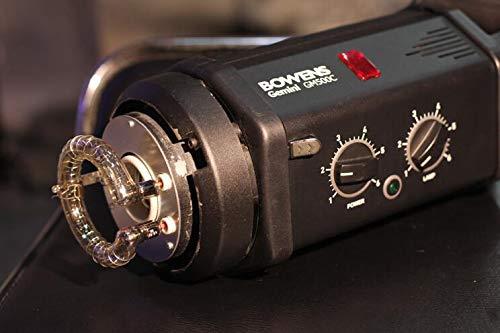 HAMISS Deventer Bowens Exclusive GM400 500B 500C 750C 500R Flash lamp Light Bulb Ring Flash Tube Photographic Light Bulb