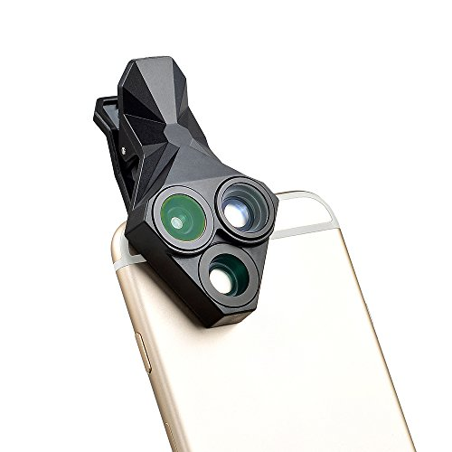Versatile Camera Lens