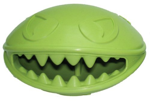 Jolly Pets 3-inch Monster Mouth, Green by Jolly Pets (Monster Mouth)