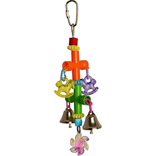 - Super Bird Creations Horsin' Around Bird Toy 8.5