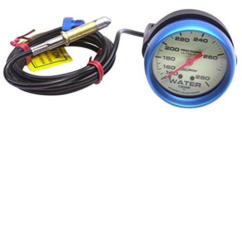 Auto Meter 4535 Ultra-Nite Water Temperature Gauge by Auto Meter (Image #2)