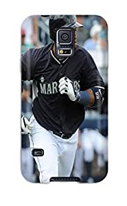 Hot 9887502K379376576 seattle mariners MLB Sports & Colleges best Samsung Galaxy S5 cases