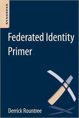 Ilmainen ebook-lataus ipadiin Federated Identity Primer in Finnish PDF ePub MOBI by Derrick Rountree B00ADI7CPU